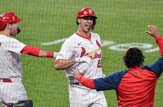 Jack Flaherty strikes out six and goes yard in Cardinals' 5-0 win over Rockies