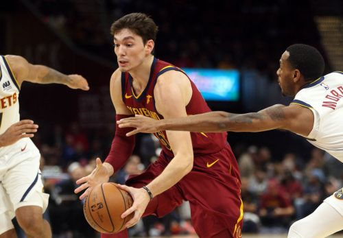 Cedi Osman selected to participate in Rising Stars Challenge at NBA All-Star Weekend