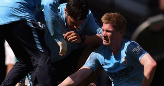 Pep offers update on De Bruyne ahead of Manchester derby