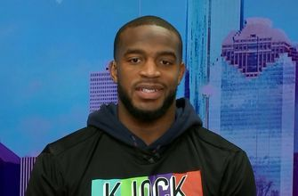 Kareem Jackson talks key to the Texans' season success and having the best year of his career