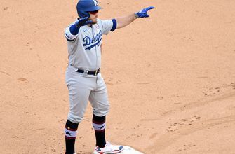 Dodgers win ninth straight in 5-1 win over Nationals