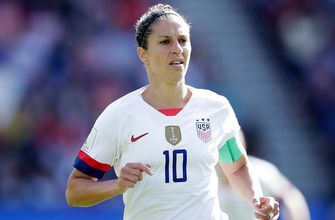 With Carli Lloyd in 'the best form of her career,' the United States is in a no-lose position