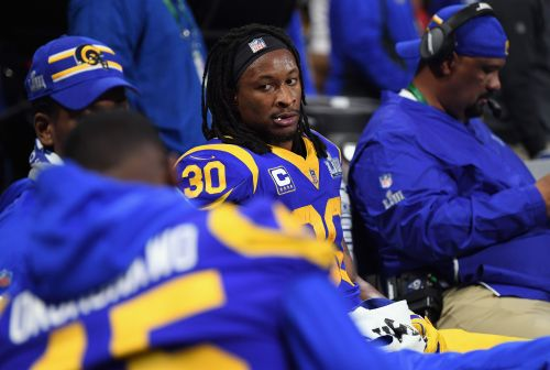 C.J. Anderson says Todd Gurley's knee injury was worse than LA Rams initially thought