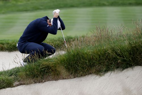 Justin Rose couldn't keep from wilting in missed U.S. Open chance