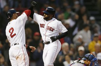 Bogaerts HR caps comeback as Red Sox rally past Rangers 7-6
