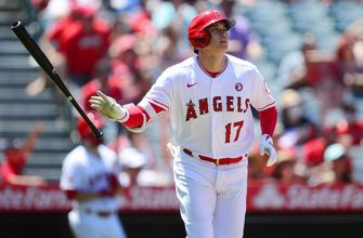 Shohei Ohtani hits league-leading 31st homer in Angels' 6-5 win over Orioles