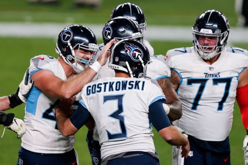 Five observations from Tennessee Titans' win over Denver Broncos: Redemption for Stephen Gostkowski