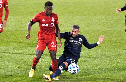 Jesus Medina scores for second straight game to propel NYCFC