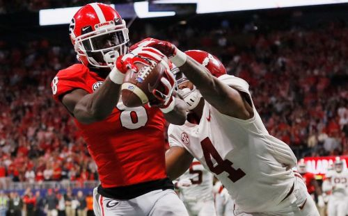 Georgia losing top three receivers early to the 2019 NFL Draft, one more player to transfer