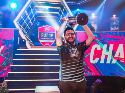Reigning eWorld Cup Champion MSdossary claims first FIFA 19 title in thrilling finale