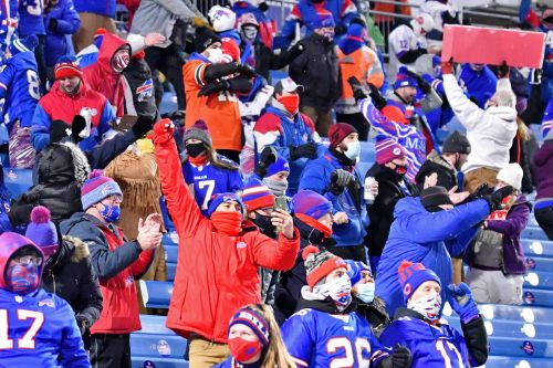 Buffalo Bills fans overwhelm charity with donations after Lamar Jackson's injury