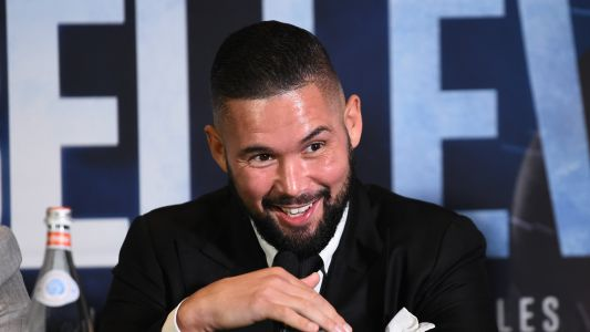 Tony Bellew explains why he came back from near retirement to face Oleksandr Usyk