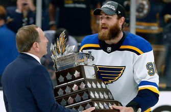 O'Reilly: Even after award-winning season, 'I have another gear to get to'