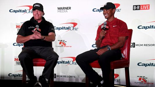 Tiger Woods vs. Phil Mickelson: Live updates, score, results from 'The Match'