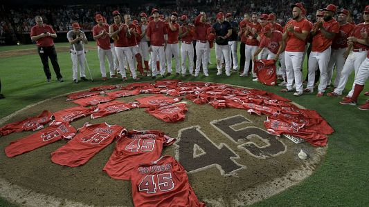 9 players to honor Tyler Skaggs on MLB Players' Weekend jerseys