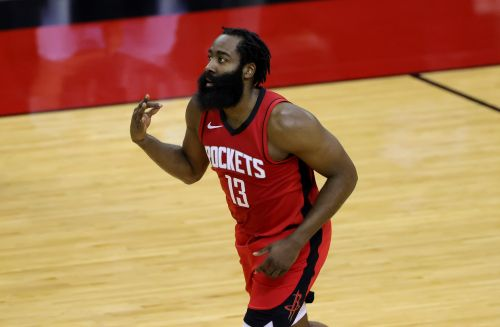 Houston Rockets' James Harden not at practice after calling team 'just not good enough'