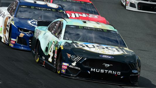 NASCAR results at New Hampshire: Kevin Harvick gets first win of season in Foxwoods Resort Casino 301