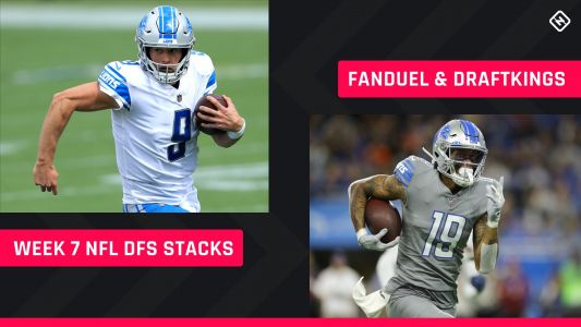 Week 7 NFL DFS Stacks: Best lineup picks for DraftKings, FanDuel tournaments, cash games