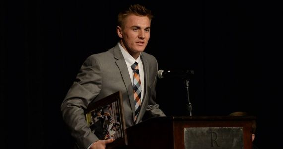 Auburn QB Signee Bo Nix Named Alabama's Mr. Football For 2018