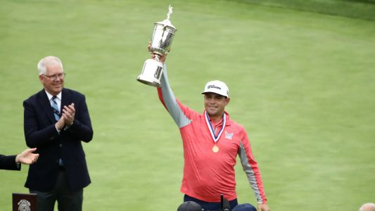 Gary Woodland: I knew basketball wasn't for me after guarding Kirk Hinrich