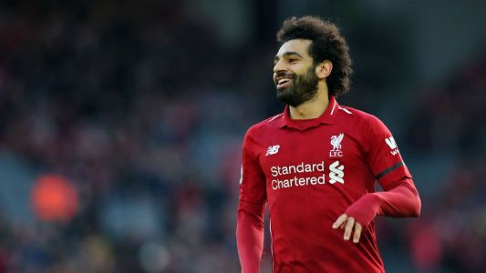 Salah: winning Premier League was 'always on my mind'