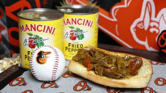 Orioles slugger Trey Mancini talks Players' Weekend, Mancini family peppers and Notre Dame football