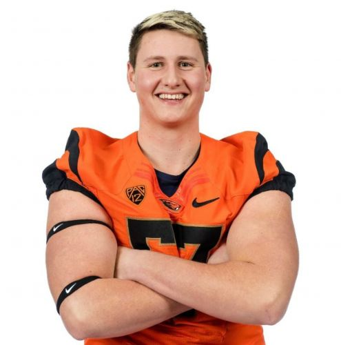 Levi Rogers, rising 3-star OL, impressed by personal connection on Oregon State Beavers trip