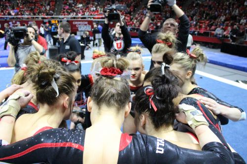 Utah's talented freshmen add depth, shows off in Red Rocks Preview