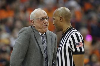 SU hoops coach Boeheim strikes, kills pedestrian on highway