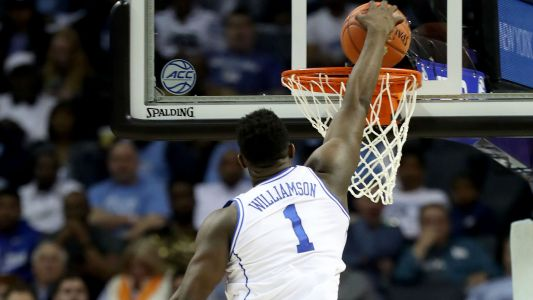 March Madness 2019: Zion Williamson throws down multiple big dunks in return vs. Syracuse