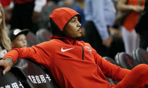 Rockets Source: Carmelo Anthony 'Just Can't Play NBA Defense Anymore'