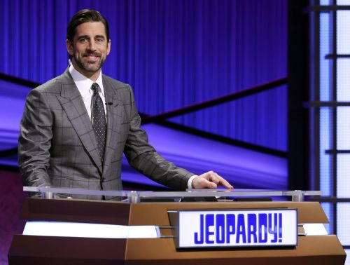 Why NFL star Aaron Rodgers' future might be in 'Jeopardy!'