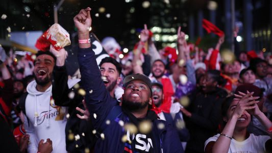 For Toronto, and Canada, the Raptors' NBA title is a gift worth celebrating