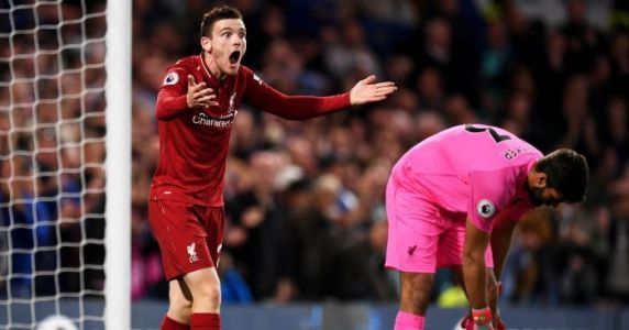 Robertson reveals how Reds players reacted to Alisson howler