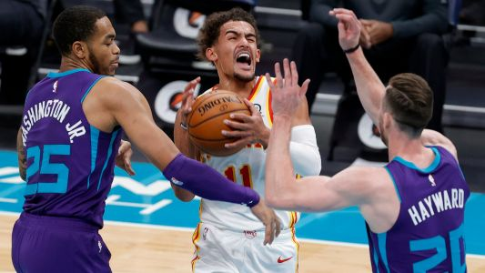 Trae Young has perfect response to Steve Nash's complaint about signature foul-drawing move