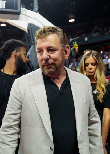Knicks, Rangers owner James Dolan tests positive for coronavirus