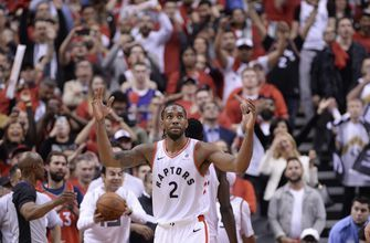 Leonard, Raptors hope to shake off fatigue for Game 4