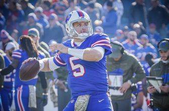 Matt Barkley to start for first time in 2 years as Bills face Darnold-less Jets