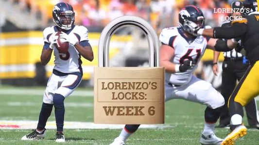 The Broncos are a lock for NFL Week 6 | Lorenzo's Locks