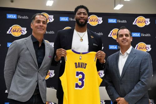 Anthony Davis: 'I Have One Year Here'