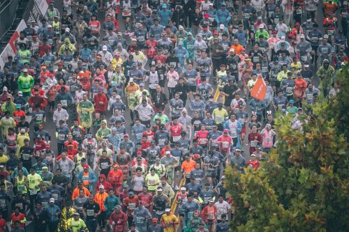 Over 200 runners busted cheating in Chinese half marathon