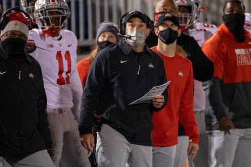 Ohio State's Ryan Day the latest NCAA coach to test positive for COVID-19