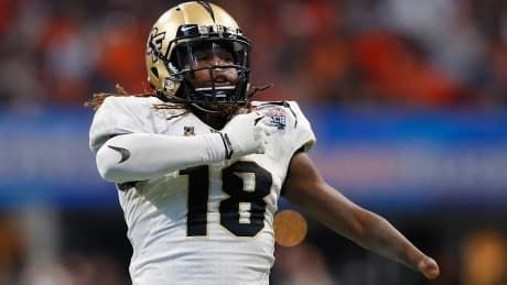 One-handed Shaquem Griffin defies odds, drafted by Seattle Seahawks