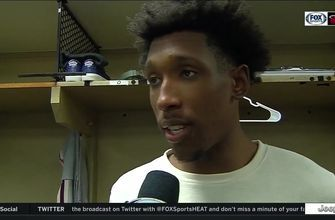 Josh Richardson breaks down loss to Pacers after tying his career-high with 7 three-pointers