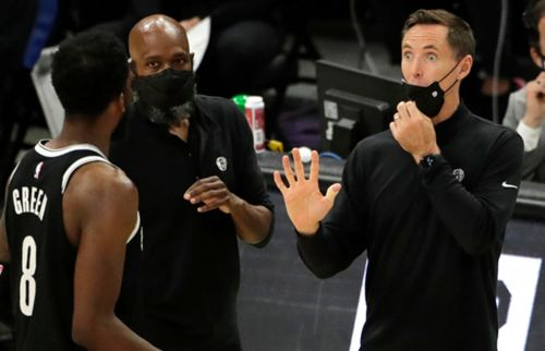 Steve Nash Says Nets Have a 'Gap to Make Up' in Cohesiveness After Loss vs. Bucks