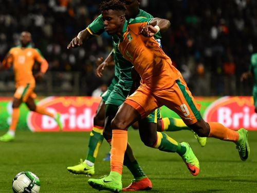 WATCH: Eric Bailly helps Cote d'Ivoire beat CAR
