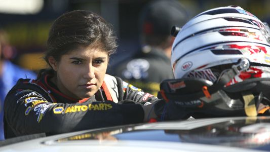 NASCAR's Hailie Deegan reprimanded for insensitive comment made during live stream