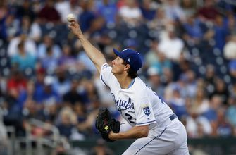 Lopez HR helps KC beat Tigers 7-3 in 1st MLB game in Omaha