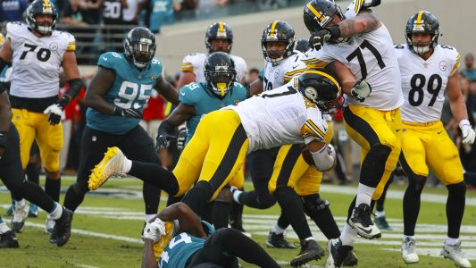 NFL Week 11 Blitz Read: Steelers' rally highlights wild day of close, last-minute finishes