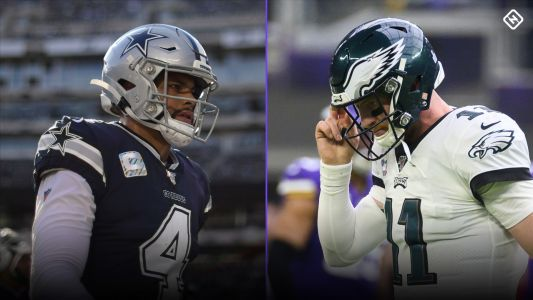 Cowboys, Eagles still in good shape for playoffs until one loses Week 7 matchup